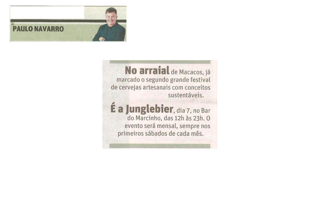 Junglebier – Jornal O Tempo