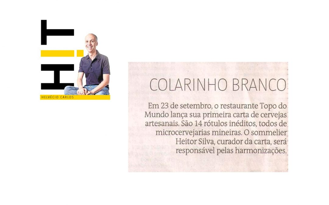 Restaurante Topo do Mundo – Jornal Estado de Minas