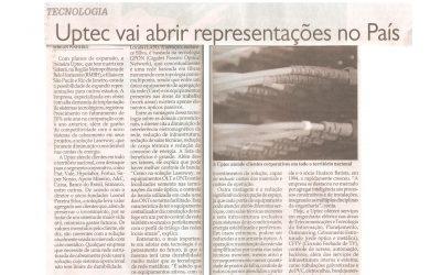 UPTEC – Jornal Diário do Comércio