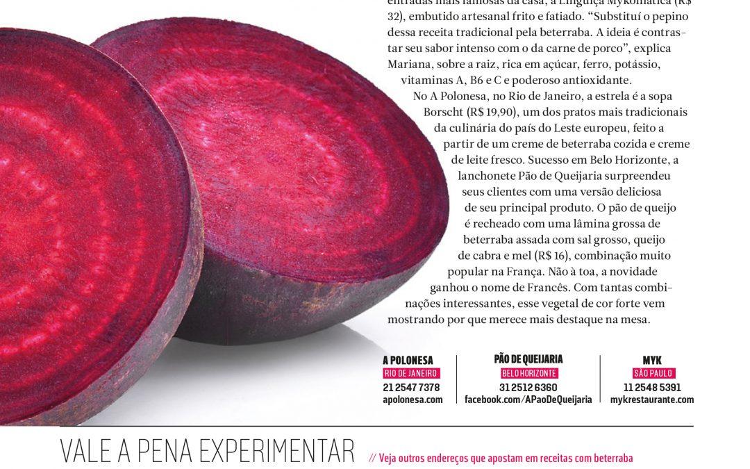 Matéria Azul Magazine – Restaurantes