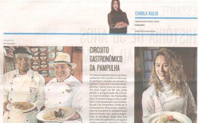 Circuito Gastronômico da Pampulha – Jornal Hoje em Dia
