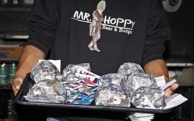 Mr. Hoppy recebe os atletas do Rhino Challenge II neste sábado