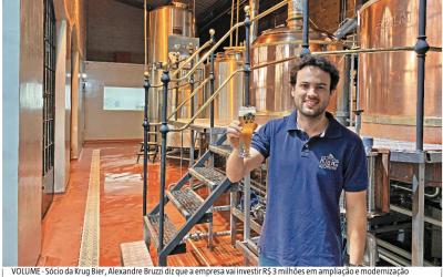 Cervejarias Mineiras seguem alheias à crise – JORNAL HOJE EM DIA