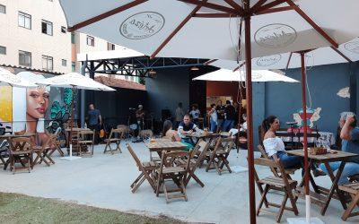 Cervejaria Artéza abre seu espaço próprio no bairro Prado em BH