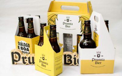 Cervejas personalizadas dão toque especial nos brindes de fim de ano