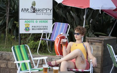 Em novembro, BH ganha uma nova praia na Praça Tiradentes