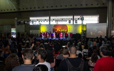 Os preparativos para o 9º Festival do Japão em Minas já estão a mil por hora