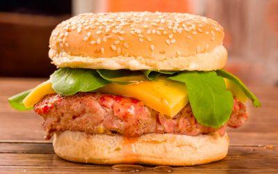Porks apresenta em Belo Horizonte o seu delicioso Burger Vegetariano