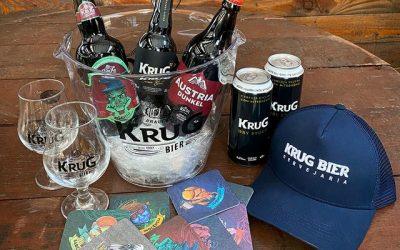 Que tal inovar nessa Páscoa? Krug Bier aposta em kit especial pensando nessa data