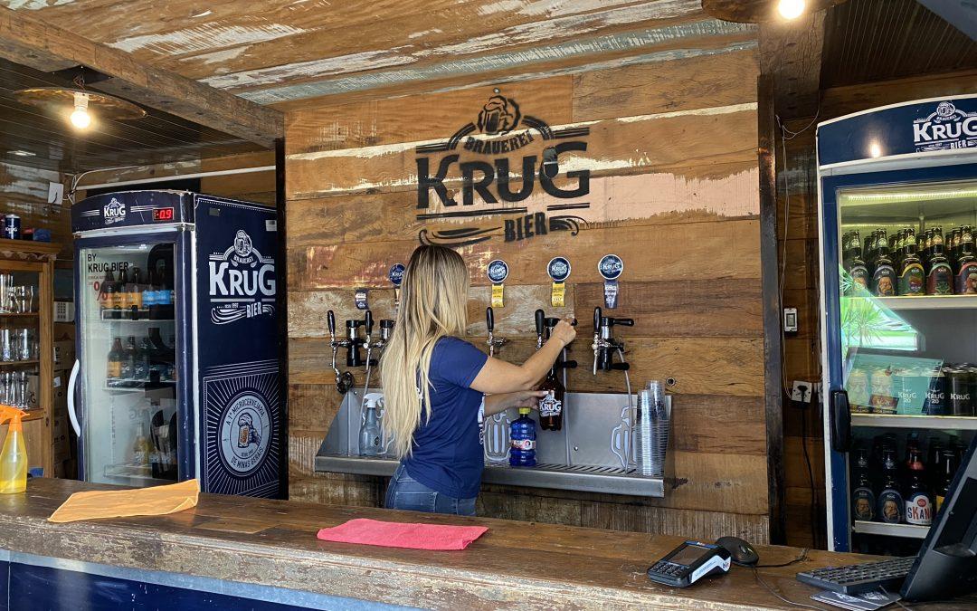 Cervejaria Krug Bier vai doar 1.000 litros de chope em troca de agasalhos ou cobertores no próximo domingo