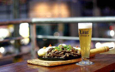 Dia dos pais premiado Läut Beer