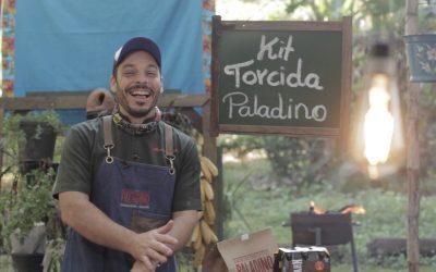 Torcida Paladino – restaurante lança novos kits especiais para torcer em casa