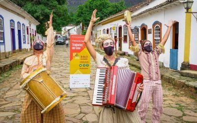Mostra de Artes Cênicas Tiradentes em Cena encerra com recorde de público virtual