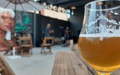 Espaço Cerveja Artéza comemora seu primeiro ano de funcionamento com lançamento de cerveja
