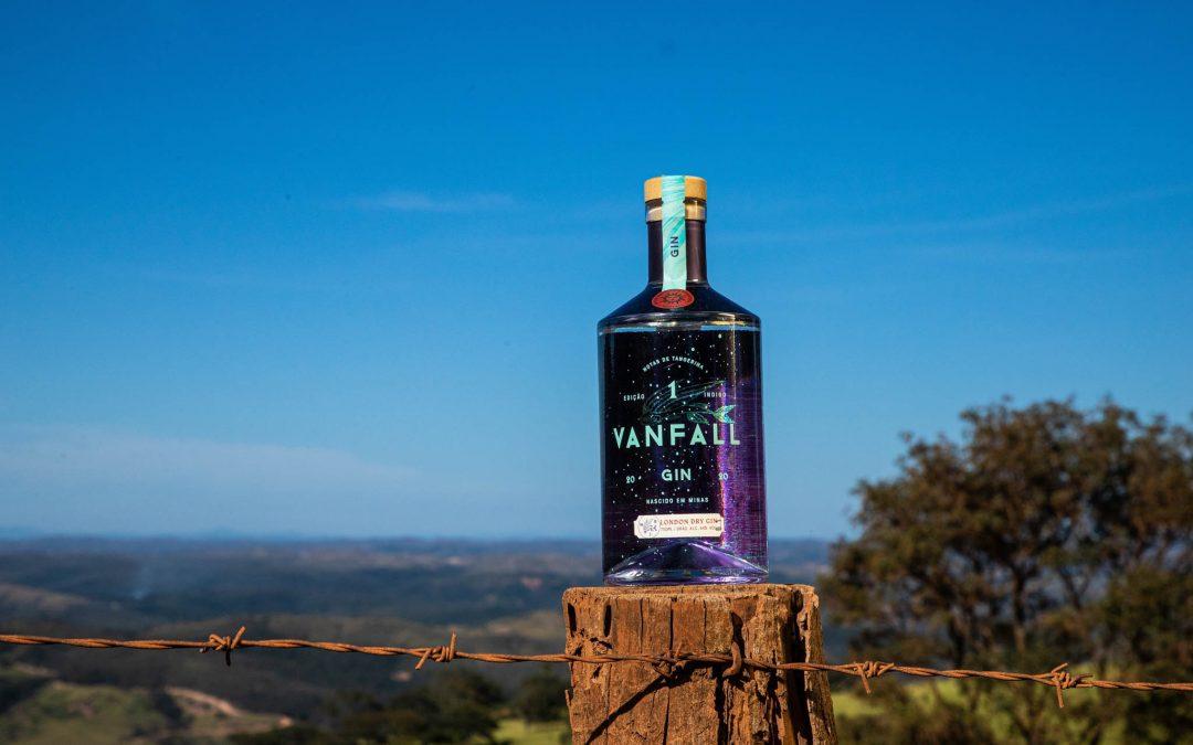 Vanfall Gin lança loja virtual