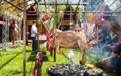 Evento reúne grande nomes do churrasco em BH